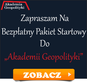Zapraszam do Akademii Geopolityki